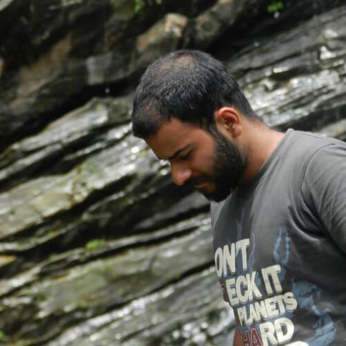 Santosh Nayak Film Director and Editor