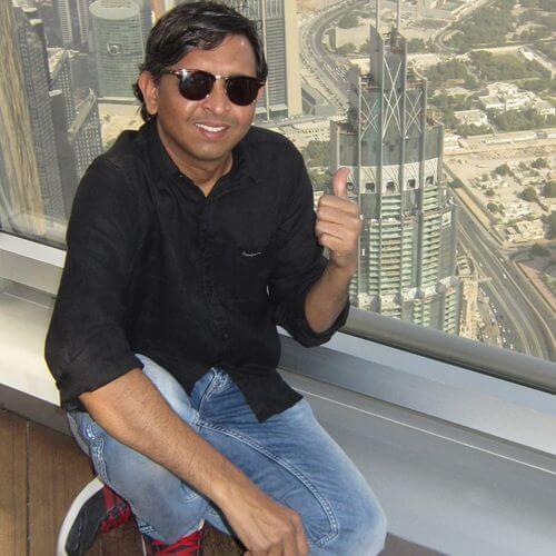 Tushar Parekh Film Editor