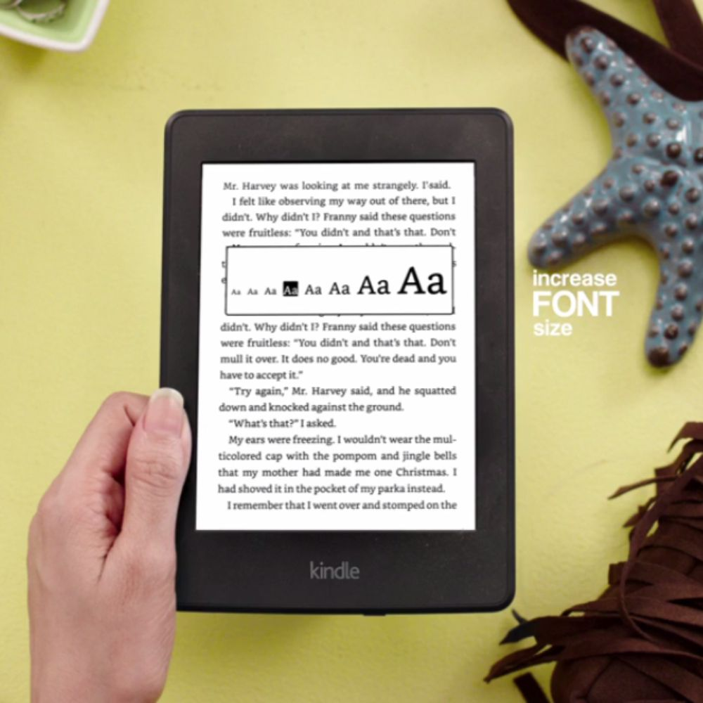 Amazon Kindle Reading Should Never Stop